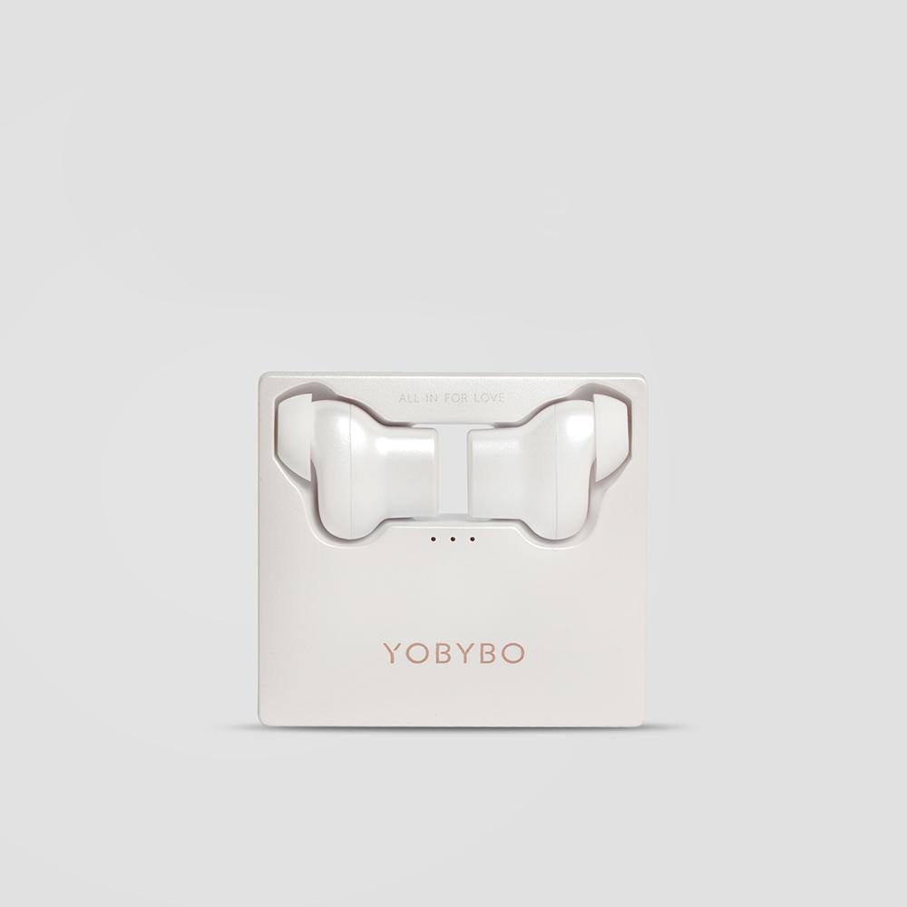 YOBYBO|NOTE20 無線耳機 - White