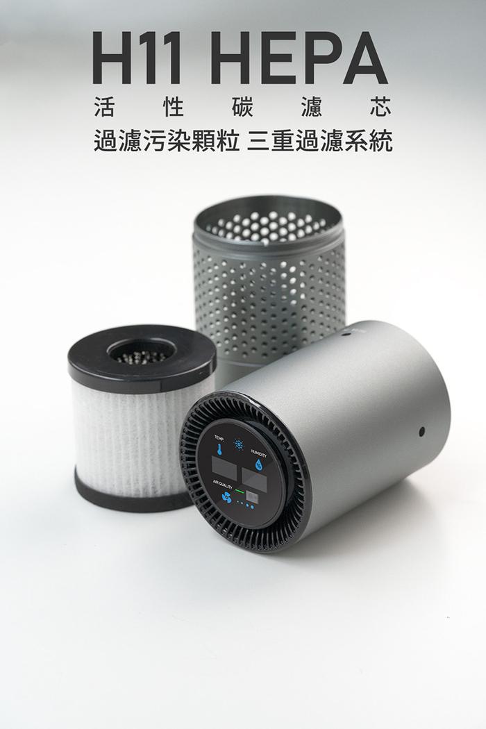 MOMAX H11 HEPA 活性碳濾芯(AP5LX)