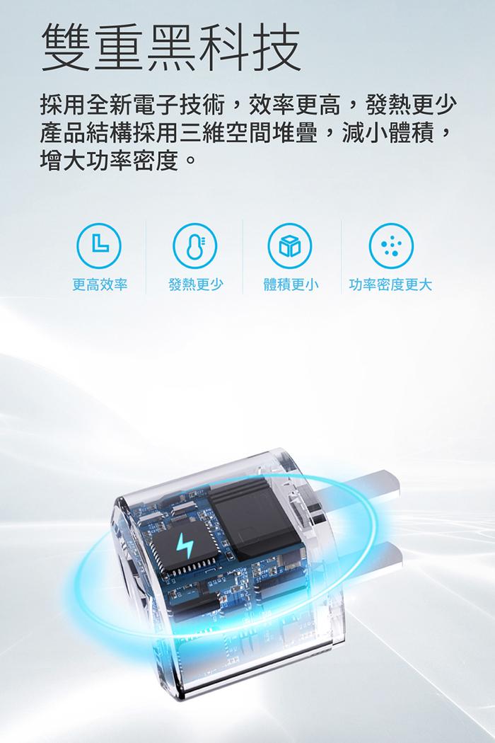 idmix|PD 20W 快充充電器P20 - 白 (全面支援iPhone 12 快充)