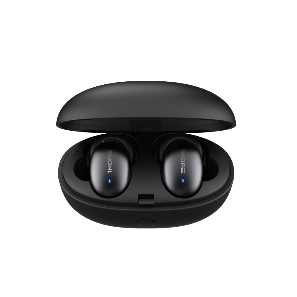 1MORE|Stylish 真無線藍芽耳機-I (E1026BT-I)-黑色