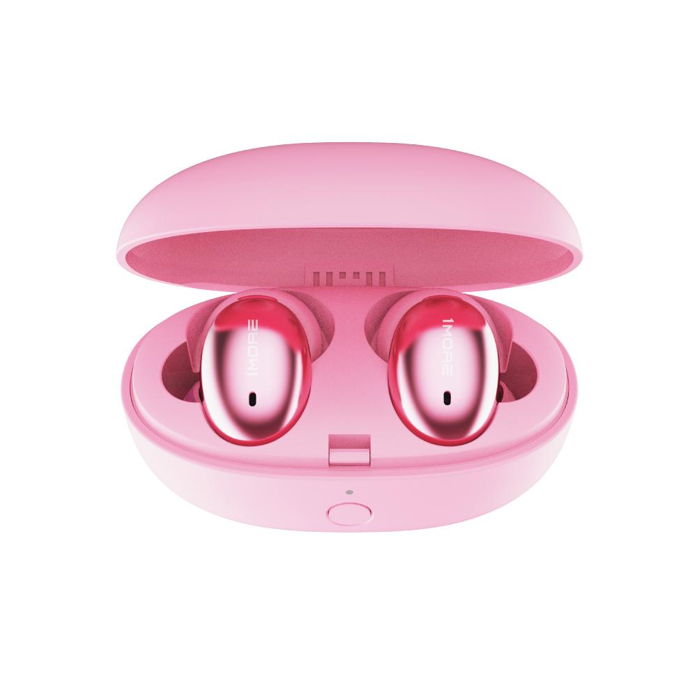 1MORE|Stylish 真無線藍芽耳機-I (E1026BT-I)-粉色