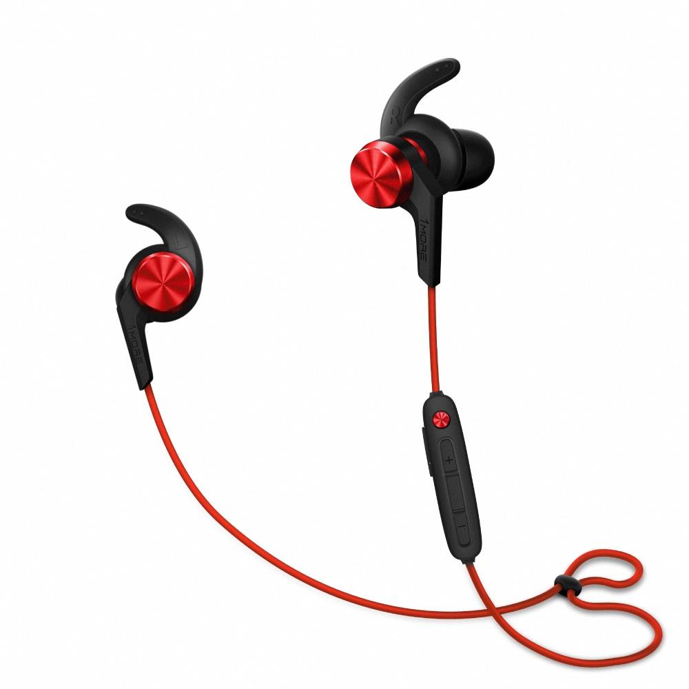 1MORE|iBFree藍牙耳機E1018-紅