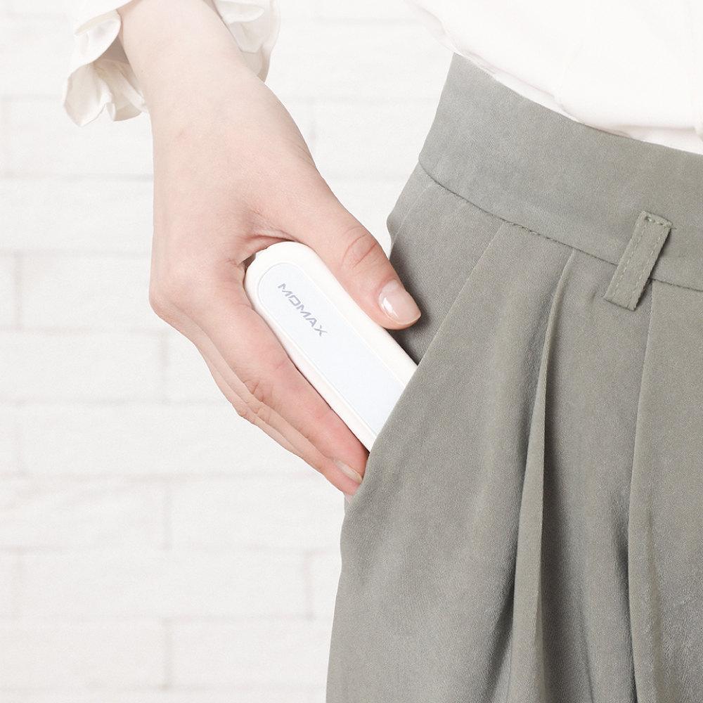 MOMAX|UV-Pen 多用途隨身消毒筆(QU3)-白