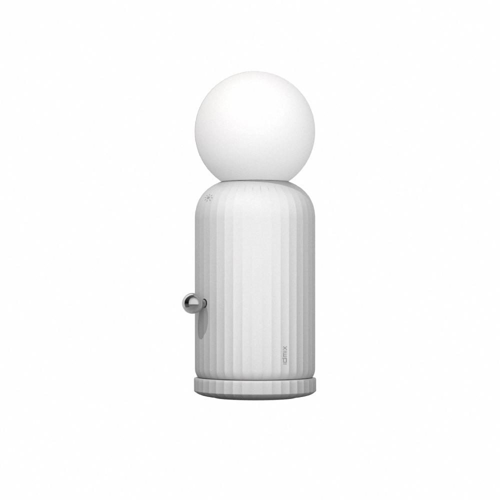 idmix|多功能小夜燈-白