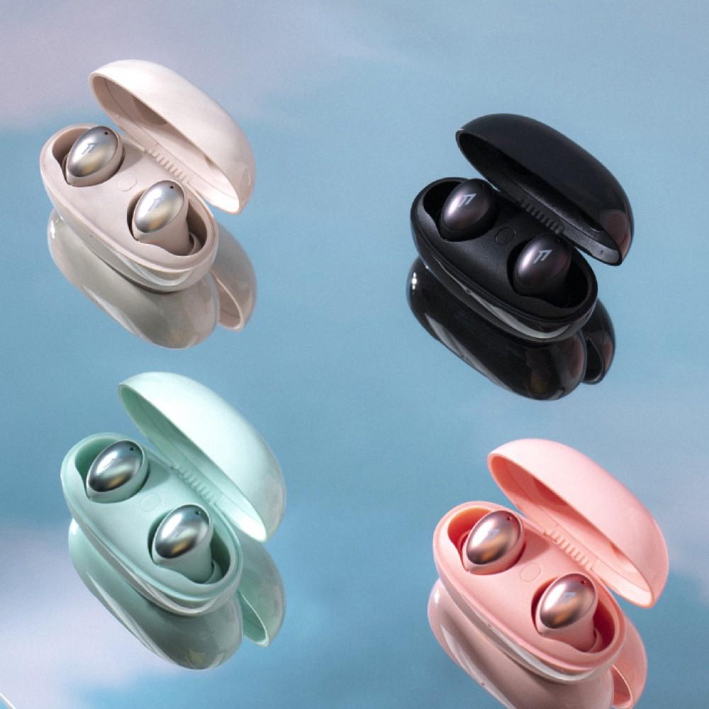 1MORE|ColorBuds 時尚豆真無線耳機(ESS6001T)-黑