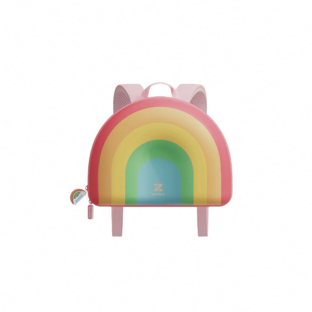 zoyzoii 夢想家兒童雙肩書包-糖心彩虹
