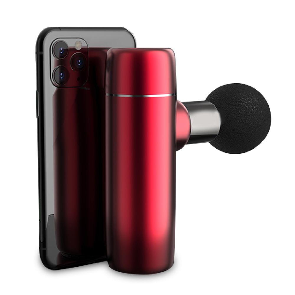 Zikko Dr.Rock Mini 2 便攜型肌肉按摩槍(TYPE-C充電) -紅色
