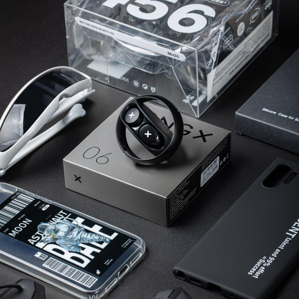 SONGX  真無線藍牙耳機(SX06)-黑