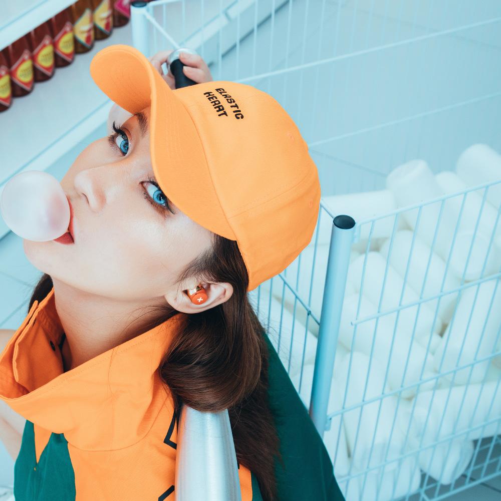 SONGX  真無線藍牙耳機(SX06)-橘