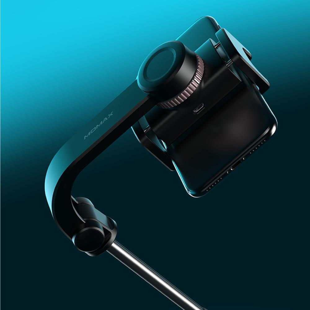 MOMAX Selfie Stable 2 迷你穩定器自拍三腳架KM15 (KM13升級版)