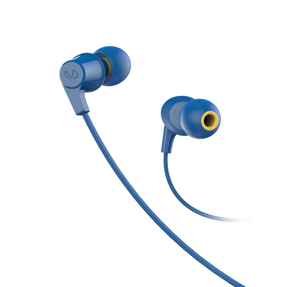 Infinity|WYND 300 立體聲耳道式耳機-藍