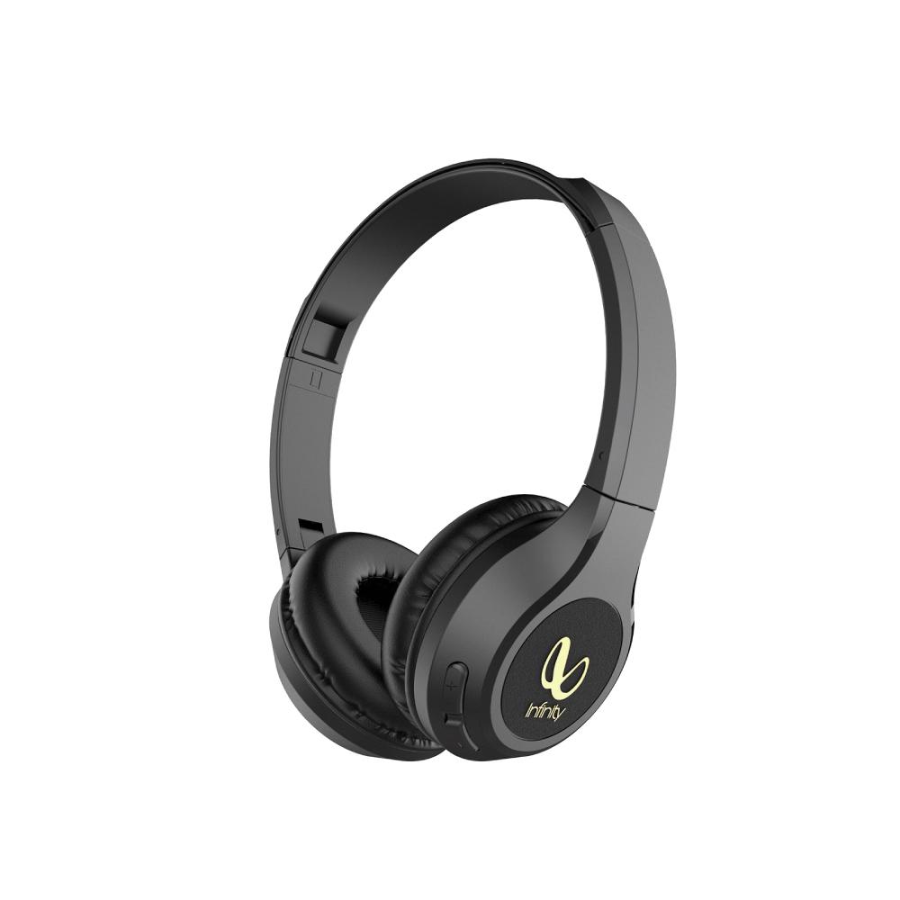 Infinity 無線貼耳式藍牙耳機 TRANZ 700-黑