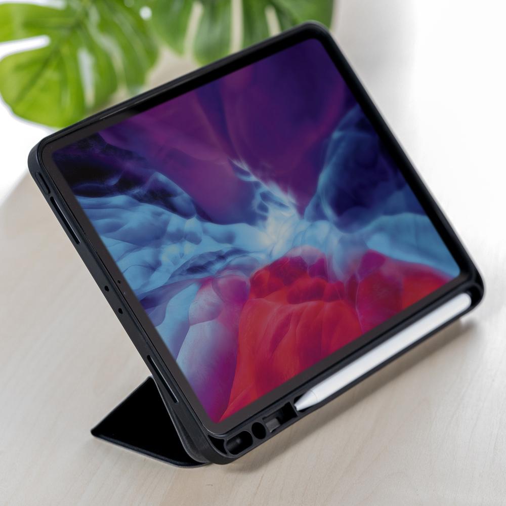 MOMAX|Flip Cover 連筆糟保護套(iPad Pro 11″ 2020)-黑