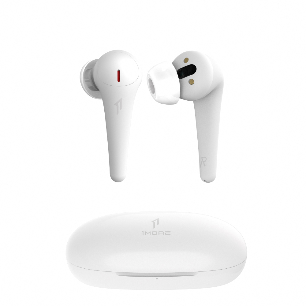1MORE|ComfoBuds Pro ES901 主動降噪耳機-白