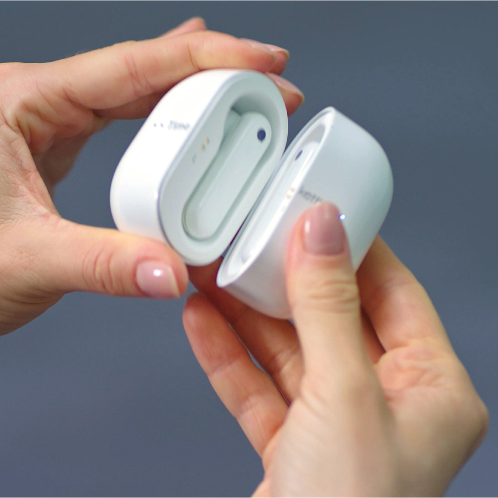 Timekettle|M2真無線藍芽翻譯耳機離線版 (內含一張離線翻譯兌換卡)