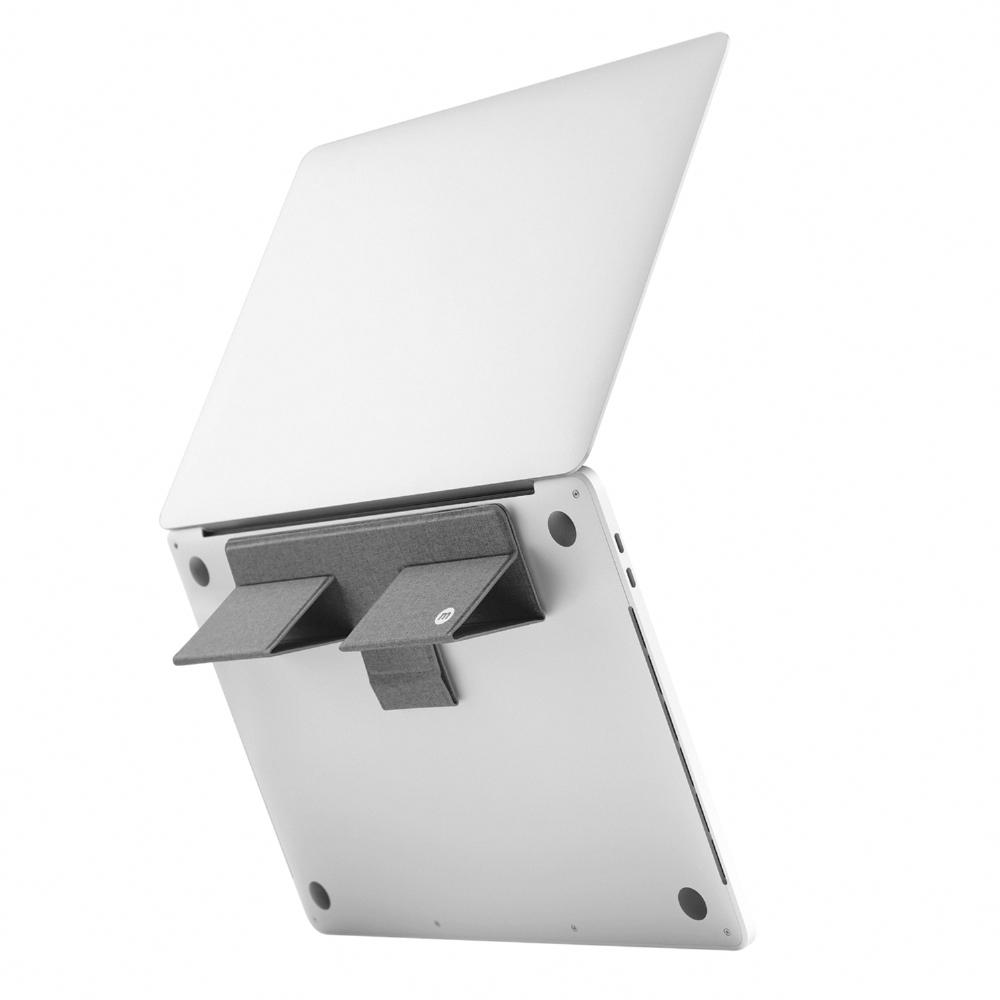 MOMAX Fold Stand 隨行電腦支架(HS2)-深灰