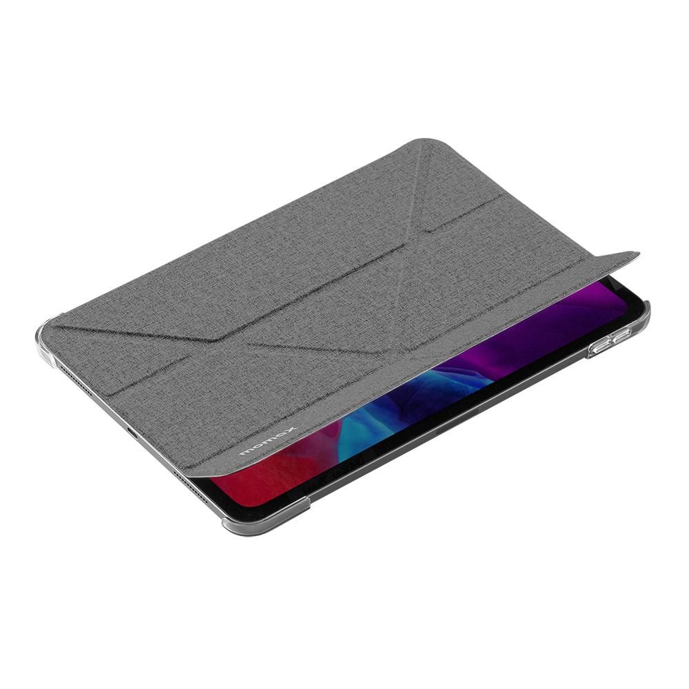 MOMAX Flip Cover 保護套(iPad Pro 11″ 2021)-深灰
