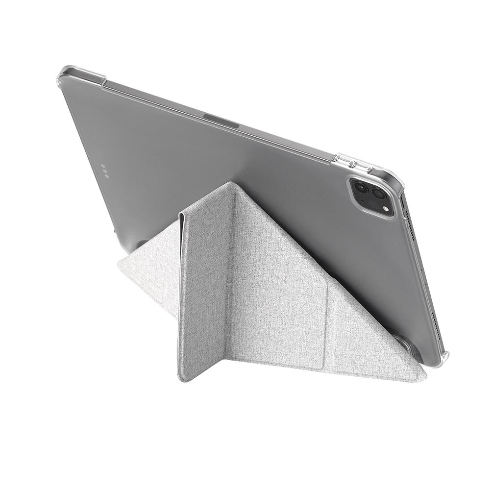 MOMAX|Flip Cover 保護套 (iPad Pro 12.9″ 2021)-淺灰