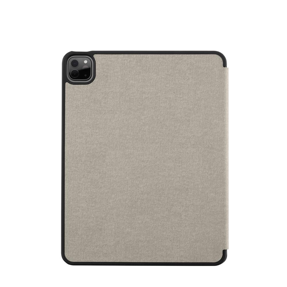 MOMAX|Flip Cover 連筆槽保護套(iPad Pro 11″ 2021)-淺灰