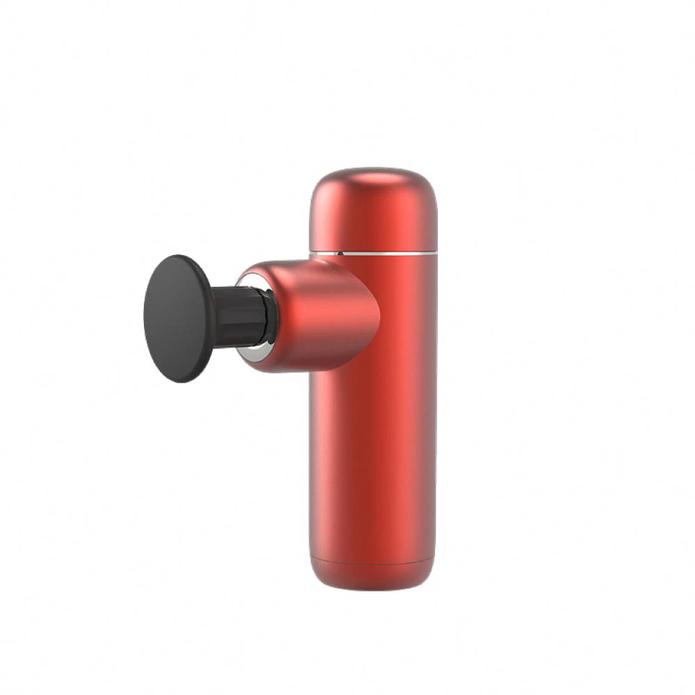 Zikko Dr.Rock Mini 2s 口袋迷你USB按摩槍-紅色