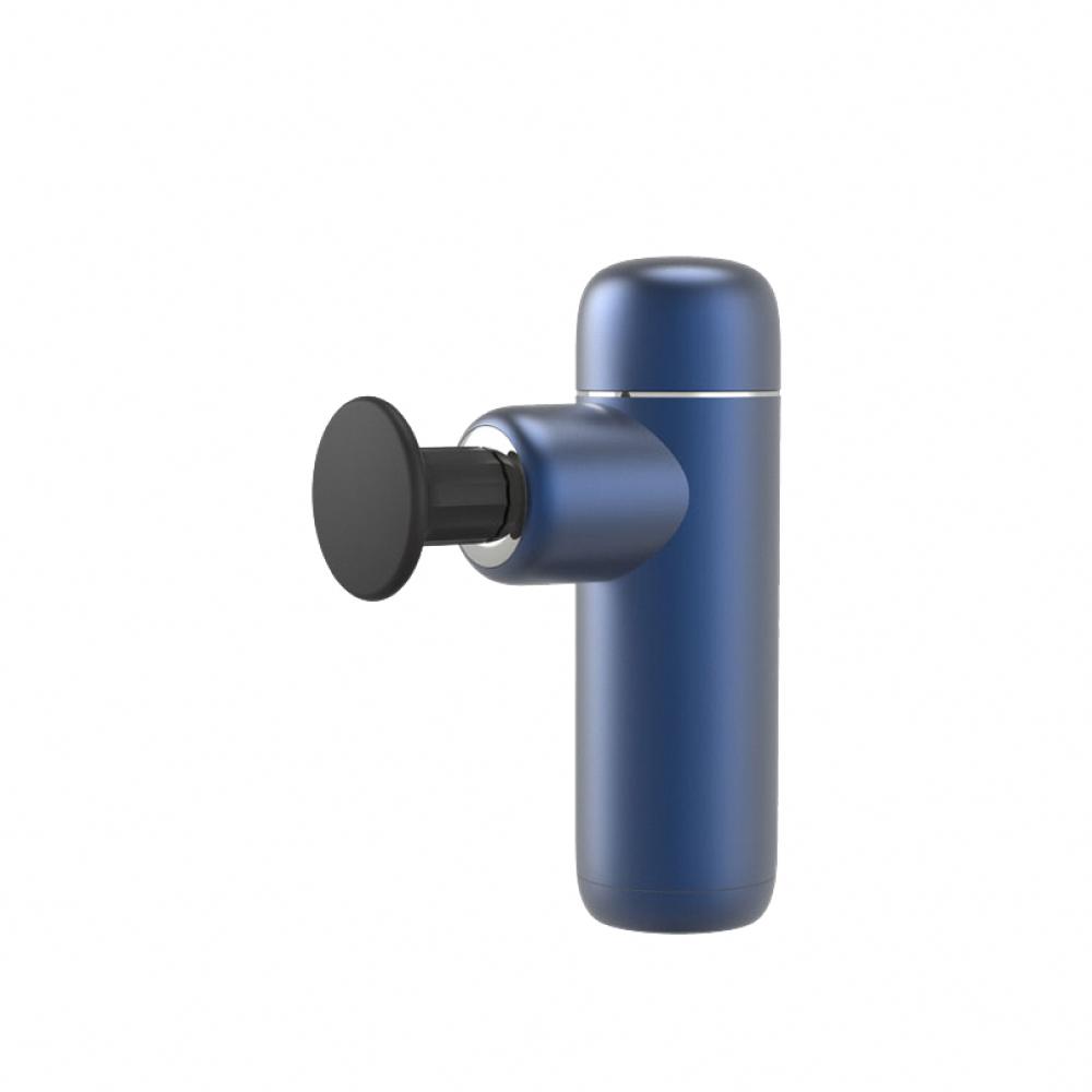 Zikko Dr.Rock Mini 2s 口袋迷你USB按摩槍-藍色