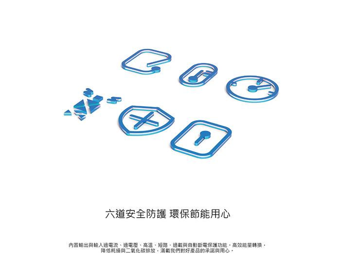 (複製)Feeltek Omni PD快充 QC3.0 10000mAh行動電源 金