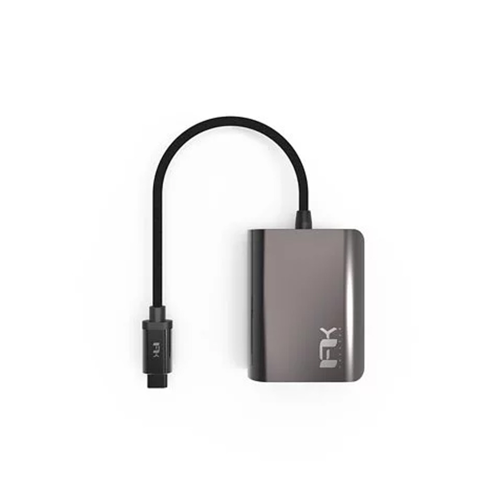 Feeltek|Display 二合一雙屏集線器