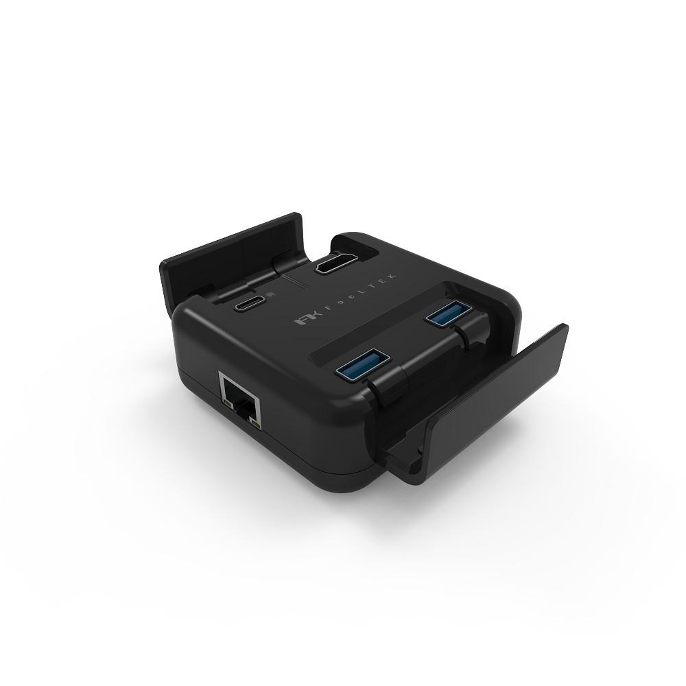 Feeltek Proxy 五合一 USB-C傳輸充電集線器