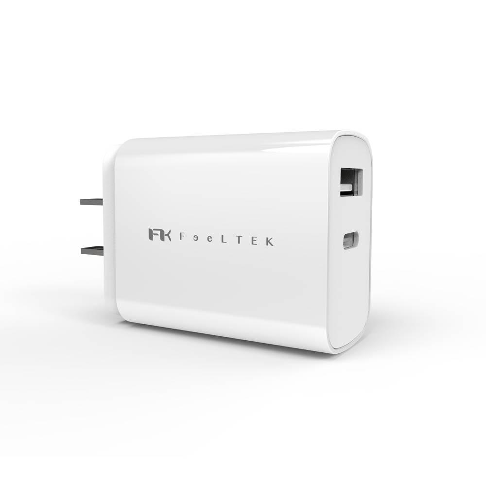 Feeltek|Elec PD美規充電頭 30W