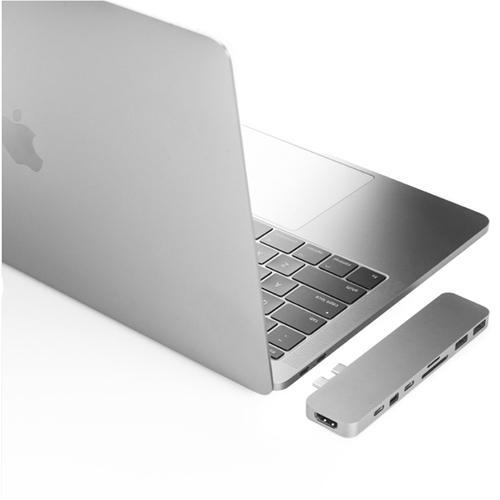 HyperDrive|8-in-2 (PRO) USB-C Hub 集線器 for MacBook Pro