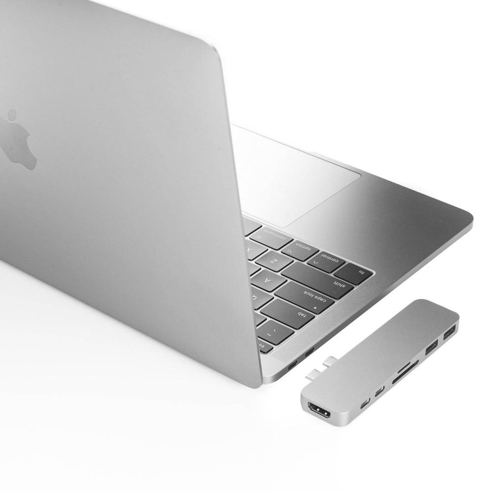 HyperDrive|7-in-2 (DUO) USB-C Hub 集線器 for MacBook Pro