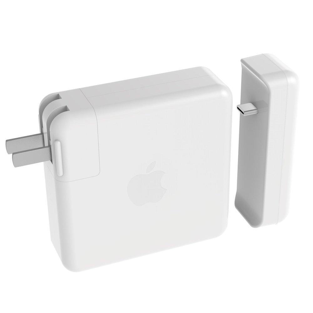 HyperDrive|3-in-1 (HDH05) USB-C Hub 集線器 for 13吋 MacBook Pro 61W 電源供應器