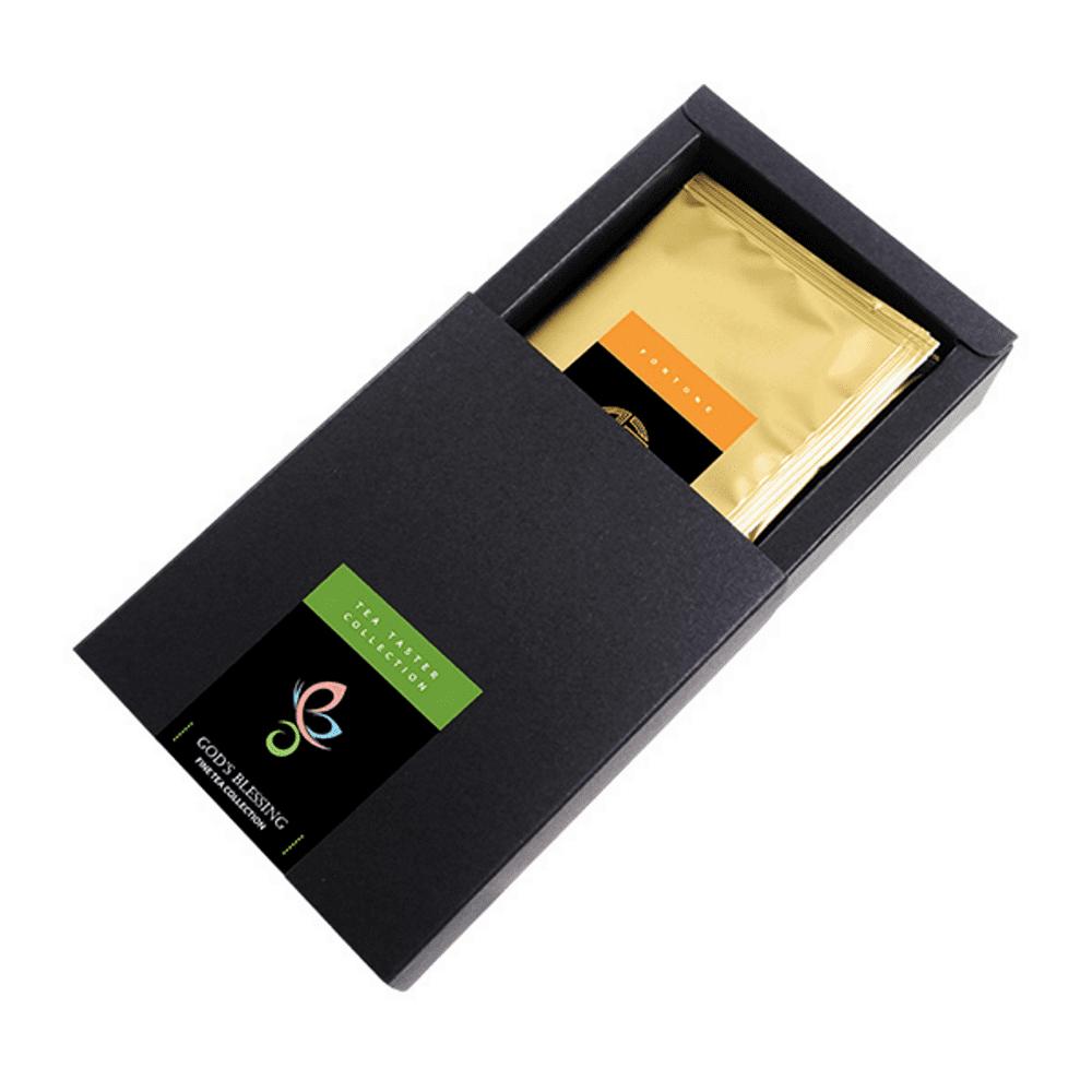 芬芳美學 | 三神八福 精品茶綜合體驗包 2件組
