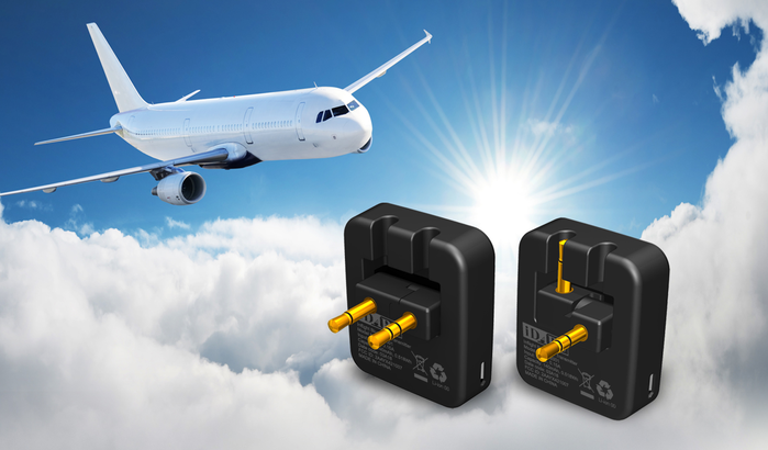 iDARS | 飛機音源藍牙轉換器一入