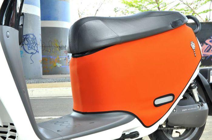 (複製)QAX | GOGORO 2/2 Plus/2 Delight/S2 專用車罩/車身保護套/防刮套 (琉璃藍)