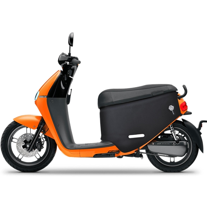 (複製)QAX   GOGORO 2/2 Plus/2 Delight/S2 專用車罩/車身保護套/防刮套 (珊瑚橘)
