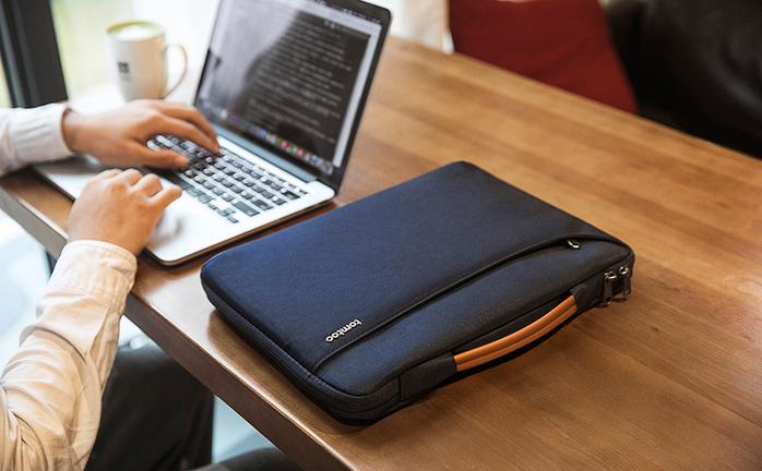 tomtoc|精選風格 (深藍/適用16吋Apple MacBook Pro&15吋MacBook Pro 2012~2015)