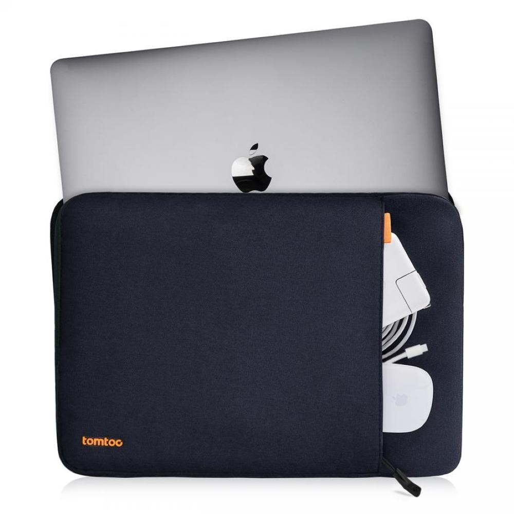 tomtoc | 360˚完全防護 (黑/適用13MacBook Pro 2012-2015/MacBook Air 2018前)