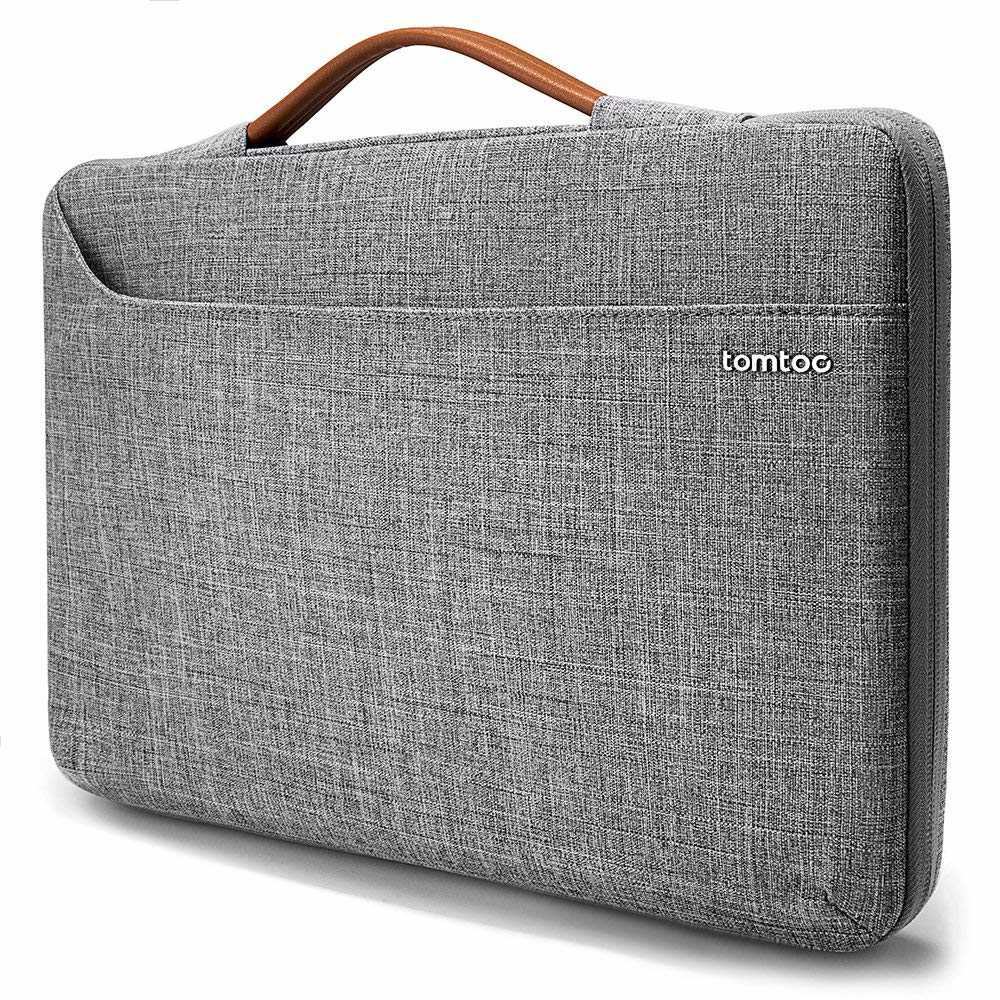 tomtoc 精選風格 (灰/適用13MacBook Pro 2012-2015 / MacBook Air 2018前)