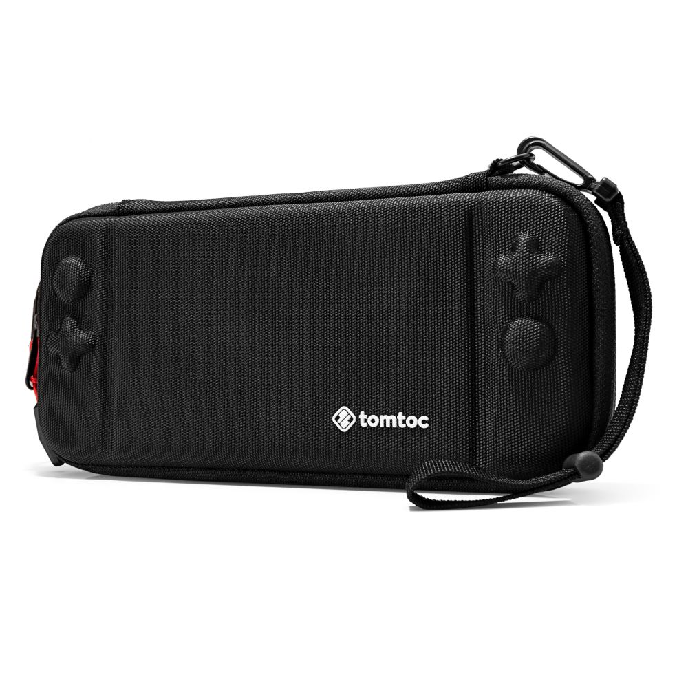tomtoc   玩家首選二代 (黑/適用Nintendo Switch)