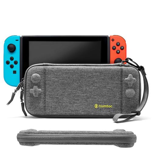tomtoc | 玩家首選二代 (灰/適用Nintendo Switch)