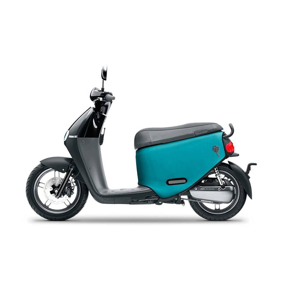 QAX|GOGORO 2/2 Plus/2 Delight/S2 專用車罩/車身保護套/防刮套 (琉璃藍)