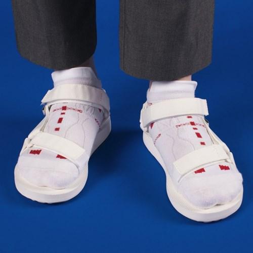 nozzle quiz│NIAR ST. 銀紅 - 休閒短襪