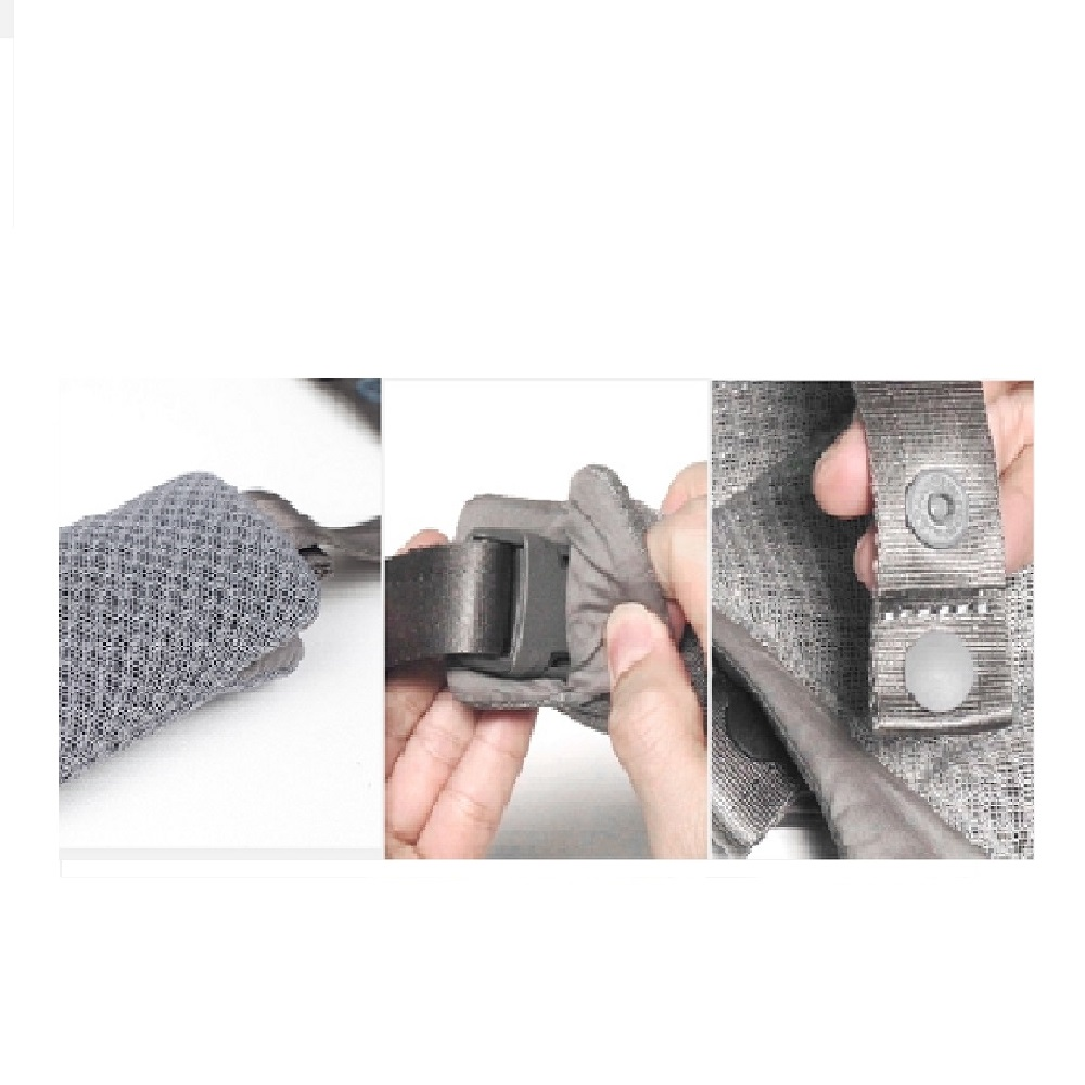 Hugpapa | Dial-Fit 嬰兒腰凳揹巾專用安全帶