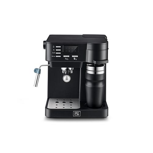 【集購】CHEFBORN|Esto 多功能半自動義式咖啡機組(適用義式/美式/膠囊)