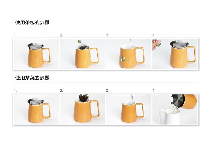 宜龍|茶覺360茶壺(450ml)