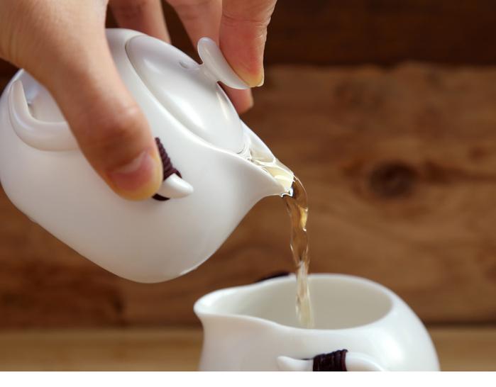 宜龍|感溫職人煮茶器(600ml)