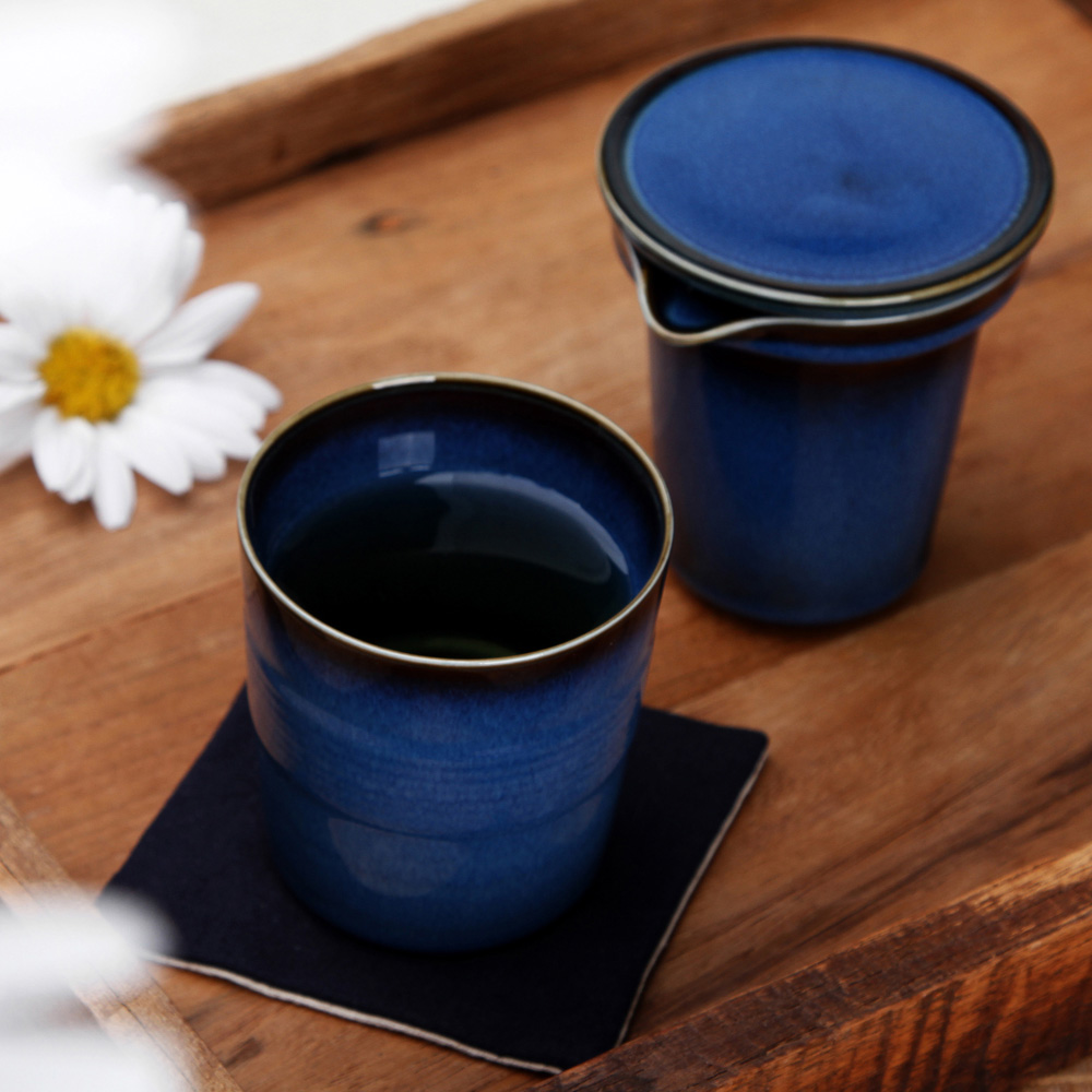 宜龍|品茶趣旅行組-兔毫釉(250ml)