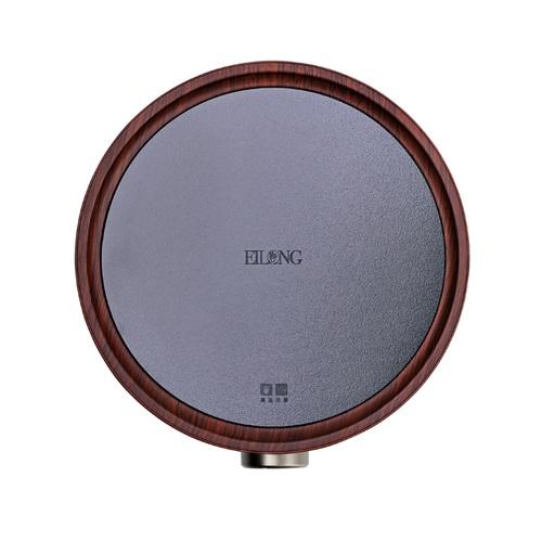 宜龍|小鋼炮速茶爐-胡桃木色(110V)