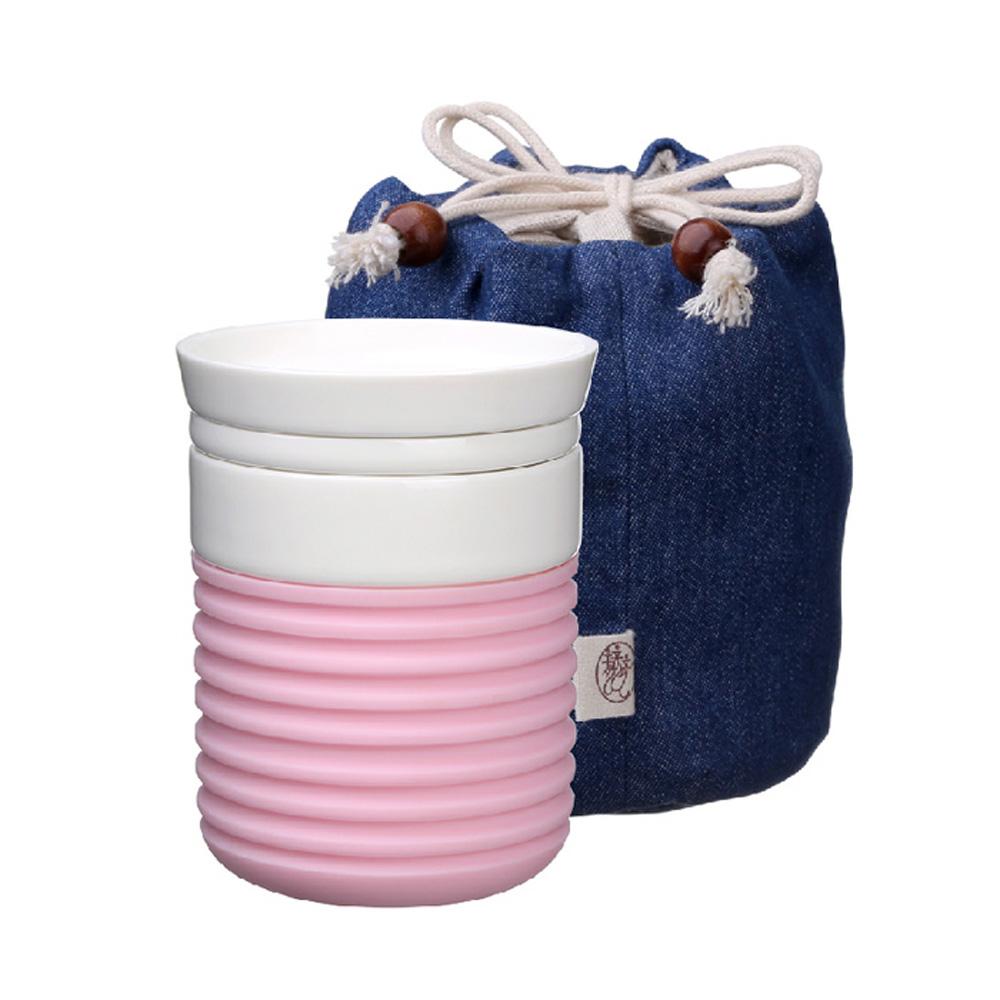 宜龍|隨行杯旅行組-石英粉(150ml)
